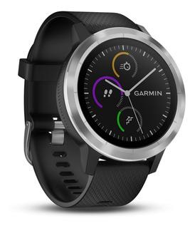 Reloj Garmin Vivoactive 3 Monitor Cardíaco Gps Correr