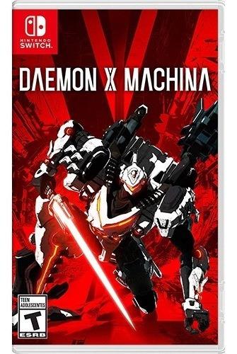 ..:: Daemon X Machina ::.. Para Nintendo Switch