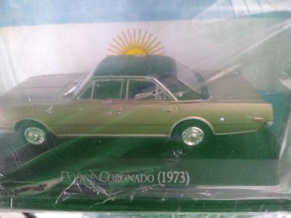 Autos Inolvidables Argentinos Nro 71 Dodge Coronado 1973