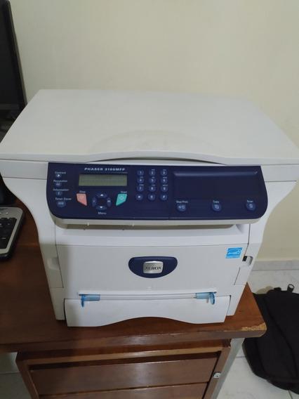 Impressora Xerox Phaser 3100 Sem Toner