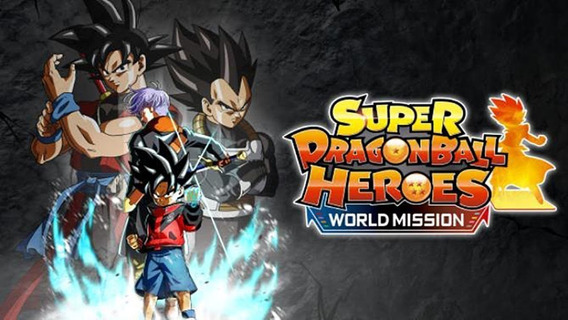 Super Dragon Ball Heroes World Mission + Online Steam Pc