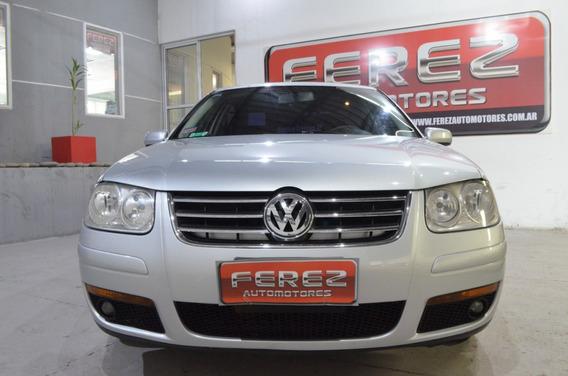 Volkswagen Bora 2.0 Automatico Nafta 2010 Imperdible!!