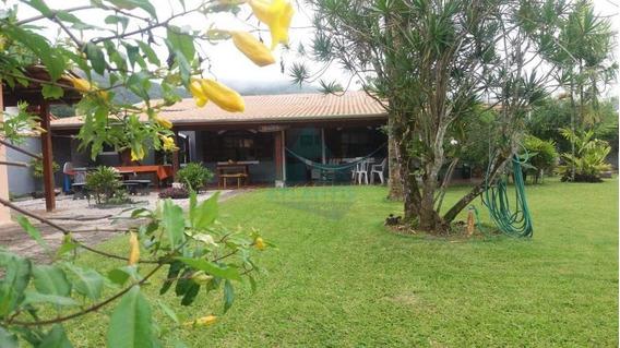 Casa Para Venda Em Ubatuba, Praia Da Lagoinha - 916_2-900882