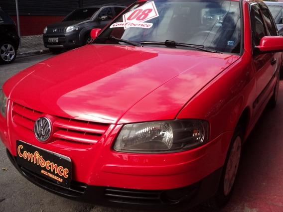 Volkswagen Gol 1.0 Trend Flex 4p 2008 $13990,00 84000km