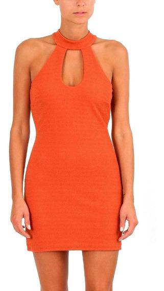 Vestido Kylie Al Cuerpo Lurex, Brishka M-0106