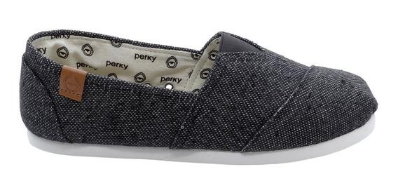 Alpargata Perky Rustc Grey Ac11102