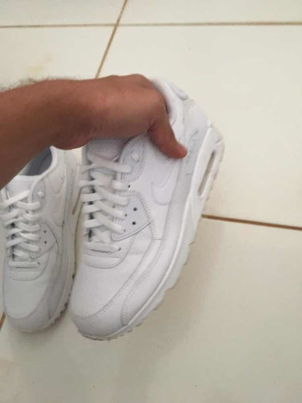 Tenis Nike Air Max 90 White/white