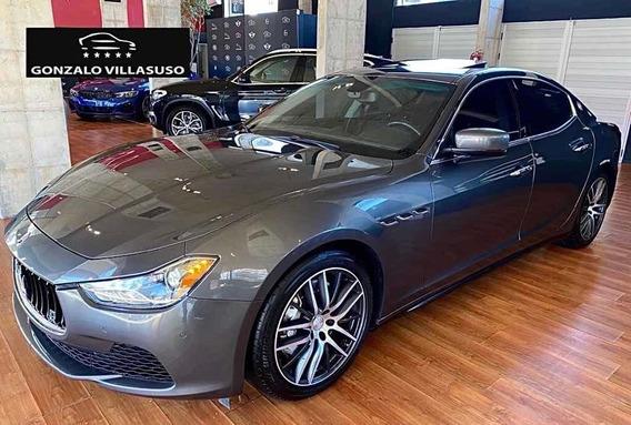 Maserati Ghibli Ghibli 350hp