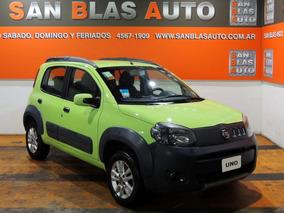 Fiat Uno Way 2011 Pack Electrico 1.4 Dh Aa 5p San Blas Auto