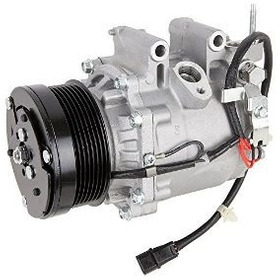 Compressor Sanden Honda - New Civic Do Ano De 2008 À 2011