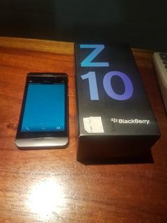 Celular Blackberry Z10 P/ Personal Usado 16gb