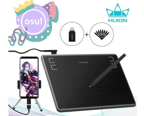Mesa Digitalizadora Huion Inspiroy  H430p Black