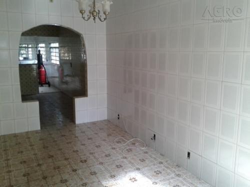 Casa Residencial À Venda, Parque Alto Sumaré, Bauru - Ca0475. - Ca0475