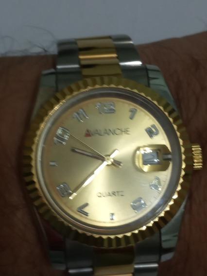 Relógio Avalanche Quartz 36 Milímetros
