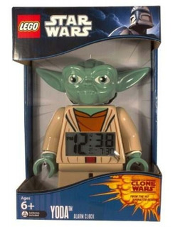 Lego 9003080 Star Wars Yoda Alarm Clock