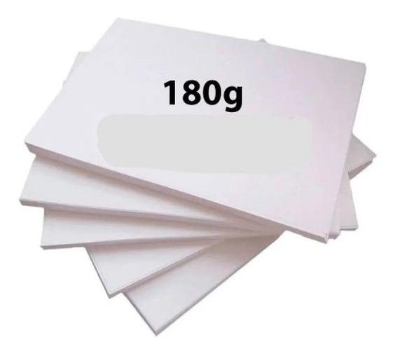 Papel Opaline A4 180gr Branco Off Paper 5x50 Folhas