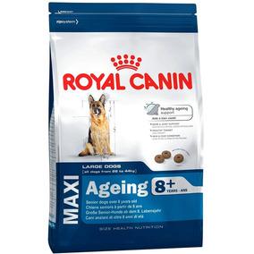 Ração Royal Canin Maxi Ageing 8+ Para Cães Idosos - 15kg.