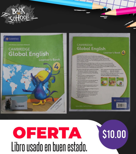 Cambridge Global English. Learner's Book. Stage 4