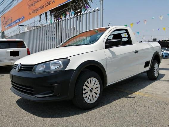 Volkswagen Saveiro 1.6 Starline Mt 2016