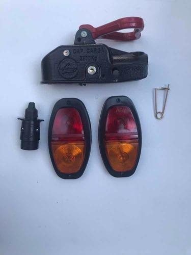 Munheca Karmann Ghia  E Lanterna Canoinha Reboque Carretinh