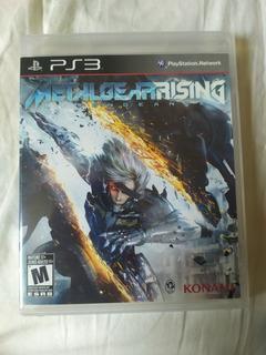 Metal Gear Rising Revengance Ps3