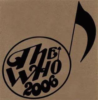 The Who Live: Detroit Mi 09/29/06 Cd Import