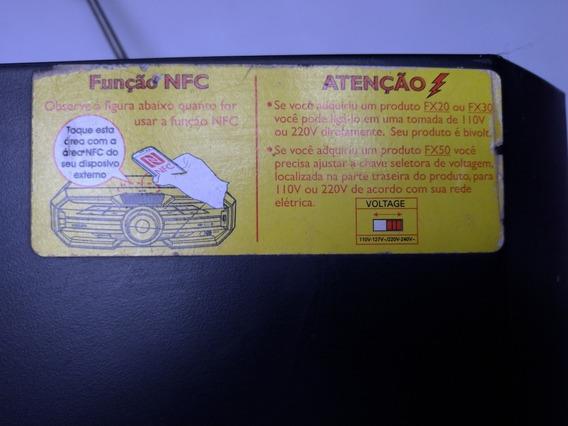 Fx50x/78 Somente A Carcaça Completa.