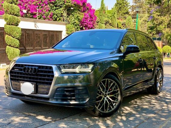Audi Q7 2017 S Line