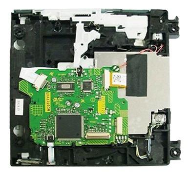 Wii Dvd Drive Rom D4 Pcb Placa Principal
