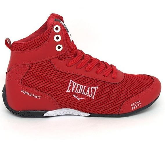 Tênis Everlast Forceknit Vermelho