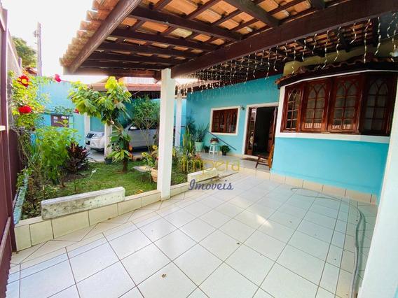 Casa Com 3 Dormitórios À Venda, 110 M² Por R$ 650.000,00 - Cidade Vista Verde - São José Dos Campos/sp - Ca0113