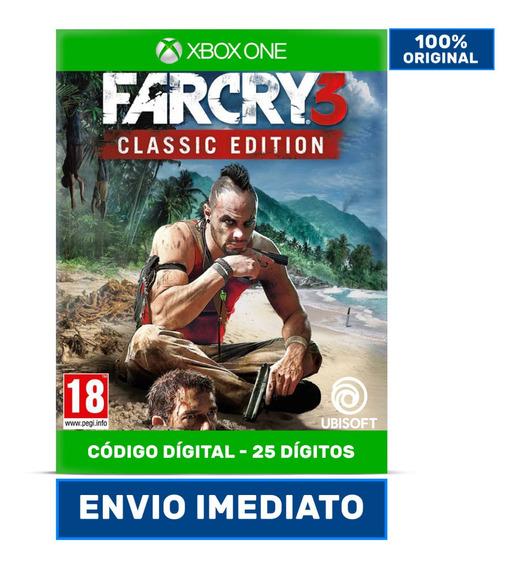 Jogo Far Cry 3 Classic Edition - Xbox One 25 Dígitos