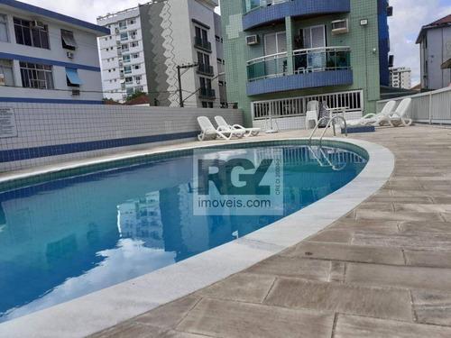 Apartamento Com 2 Dormitórios Para Alugar, 75 M² Por R$ 3.200,00/mês - Ponta Da Praia - Santos/sp - Ap7493
