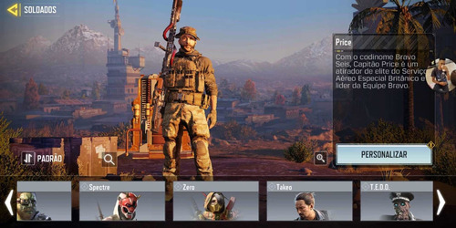 Imagem 1 de 1 de Vendo Conta Call Of Duty