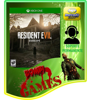 Xbox One Local Mode Resident Evil 7