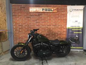 Motofeel Harley Davidson Iron 883 2013 Importada Financiada