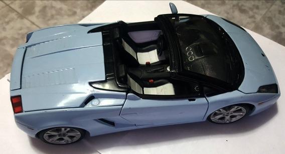 Lamborghini Gallardo Escala 1/18 Maisto