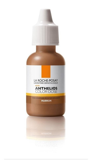 Pigmento Anthelios Color Dose - Marrom 17ml