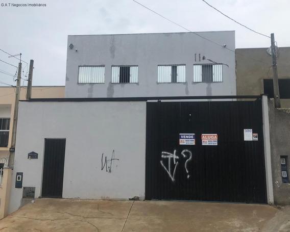 Barracão À Venda No Parque São Bento -sorocaba/sp - Ba00300 - 32003369