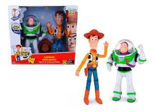 Toy Story Buzz & Woody Con Sonido