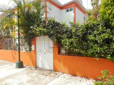 Casa Sola En Renta En Villa Coapa, Tlalpan, Distrito Federal