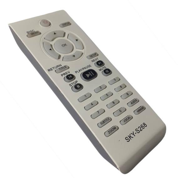 5 Un Controle Remoto Dvd Philips *atacado Temos Cce E Semp
