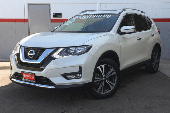 Nissan Xtrail Advance 2 Filas 2018
