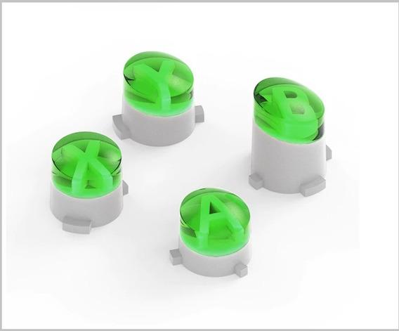 Botões Controle Xbox One Fat, Slim E X Mais Chave L T6 E T8