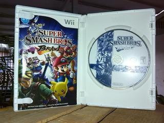 Super Smash Bros Brawl Para Nintendo Wii Wii U 10 Verdes