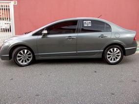 Honda New Civic Lxl Automático 10/10 Completo!!!