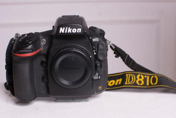 Nikon D810 Fx Body Reflex