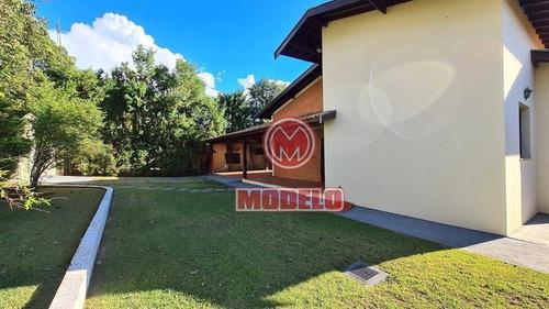 Chácara Com 3 Dormitórios À Venda, 1000 M² Por R$ 700.000,00 - Condomínio Colinas De Piracicaba - Piracicaba/sp - Ch0219