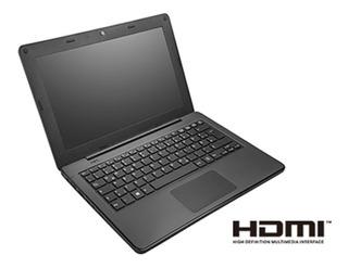 Notebook 12 Pulgadas Noblex Dual Core 4gb 320gb Exposicion