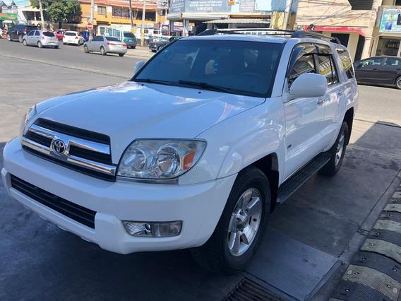 Toyota 4runner Inicial 290,000